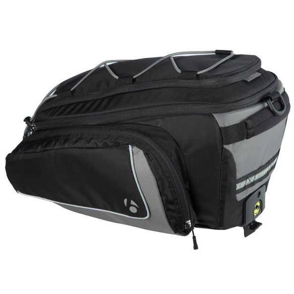Bontrager Tasche Rack Trunk Interchange Deluxe Plus Black...