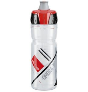 Elite Trinkflasche Ombra Clear 750ml rot BPA frei