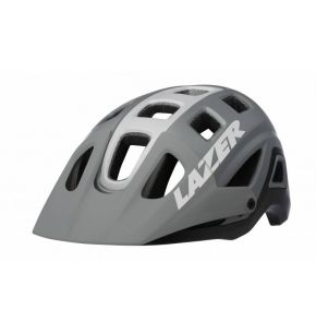 Lazer Helm Impala Matte Grey Yellow