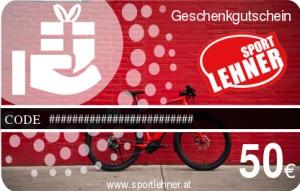 Sport Lehner Geschenkgutschein Standard