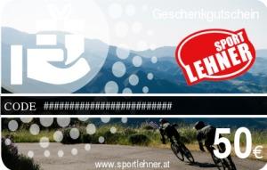 Sport Lehner Geschenkgutschein Berg