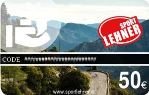 Sport Lehner Geschenkgutschein Berg2